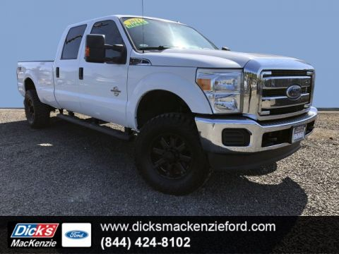 Pre-Owned 2014 Ford Super Duty F-350 SRW XLT