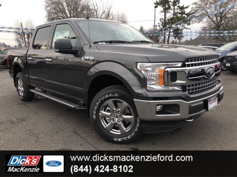 New 2019 Ford F-150 XLT 4WD SPRC 145