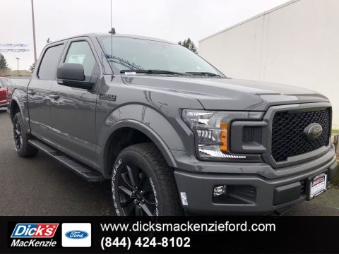 New 2020 Ford F-150 XLT 4WD SC145