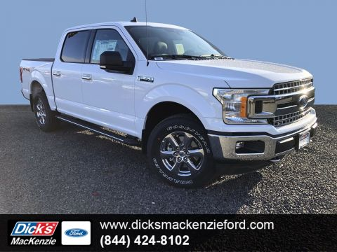 New 2019 Ford F-150 XLT 4WD SUPER145