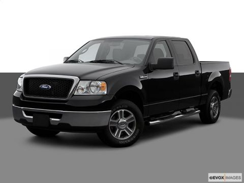 Pre-Owned 2007 Ford F-150 SuperCrew