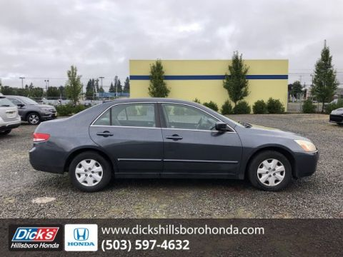 Pre-Owned 2003 Honda Accord Sdn LX