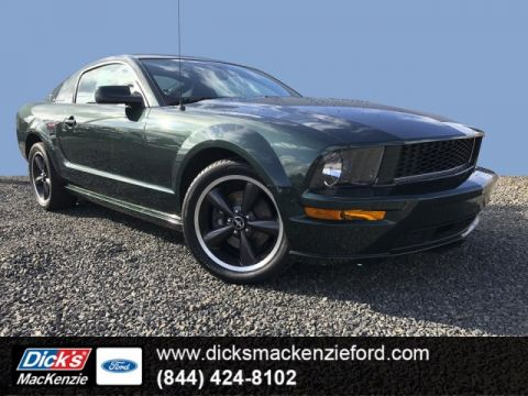Pre-Owned 2008 Ford Mustang
