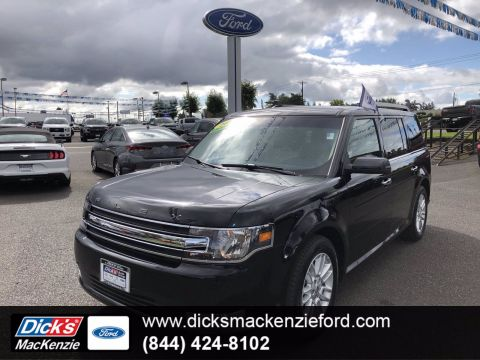 Pre-Owned 2019 Ford Flex SEL With Navigation & AWD