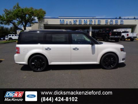 New 2019 Ford Flex LIMITED ECOBOOST AWD
