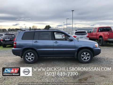 Pre-Owned 2007 Toyota Highlander V6 w/3rd Row
