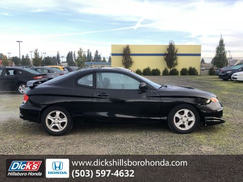 Pre-Owned 2000 Hyundai Tiburon Leather