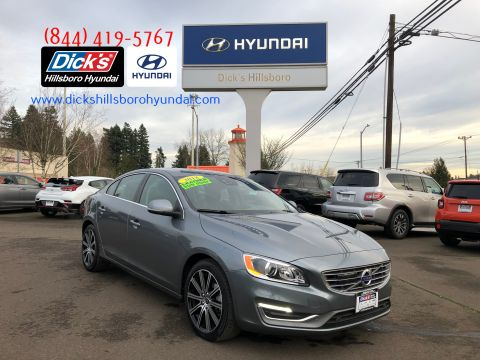 Pre-Owned 2018 Volvo S60 T5 Inscription AWD Platinum
