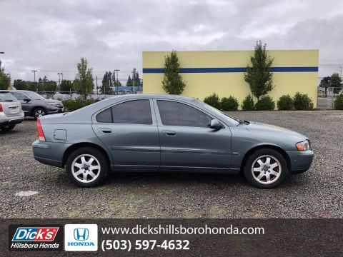 Pre-Owned 2002 Volvo S60